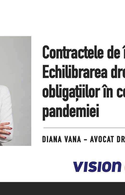 Diana Vana cover articol