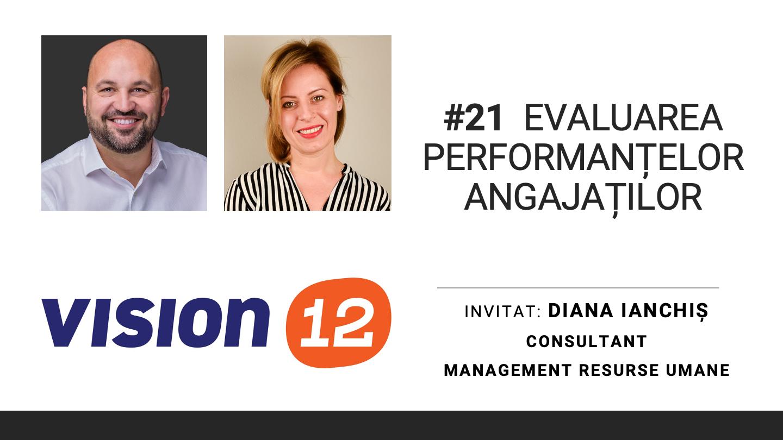 Diana Ianchis - Evaluarea performantelor angajatilor